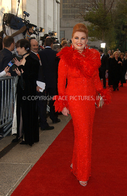 WWW.ACEPIXS.COM . . . . . ....September 25, 2006, New York City. ....Georgette Mosbacher attends the opening of Lincoln Center Metropolitan Opera 2006-2007 season. ....Please byline: KRISTIN CALLAHAN - ACEPIXS.COM.. . . . . . ..Ace Pictures, Inc:  ..(212) 243-8787 or (646) 769 0430..e-mail: info@acepixs.com..web: http://www.acepixs.com