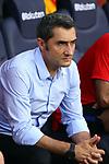 52e Trofeu Joan Gamper.<br /> FC Barcelona vs Chapecoense: 5-0.<br /> Ernesto Valverde.