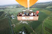 20170307 07 March Hot Air Balloon Cairns