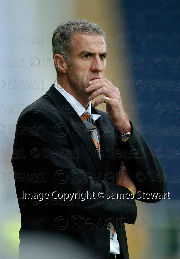 28/10/2006       Copyright Pic: James Stewart.File Name :sct_jspa18_falkirk_v_dundee_utd.IS THIS THE END FOR CRAIG BREWSTER AS HIS SIDE GO DOWN 5-1??.James Stewart Photo Agency 19 Carronlea Drive, Falkirk. FK2 8DN      Vat Reg No. 607 6932 25.Office     : +44 (0)1324 570906     .Mobile   : +44 (0)7721 416997.Fax         : +44 (0)1324 570906.E-mail  :  jim@jspa.co.uk.If you require further information then contact Jim Stewart on any of the numbers above.........