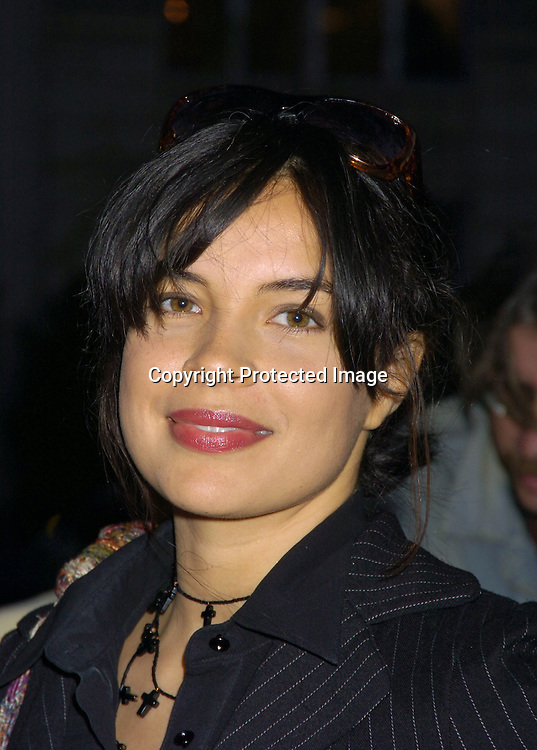 """Zuleikha Robinson ..at a Special Screening of """" A Lot Like Love"""" on april 18, 2005 at the Clearview Chelsea West Cinema. ..Photo by Robin Platzer, Twin Images"""