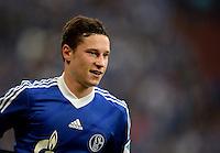 FUSSBALL   1. BUNDESLIGA   SAISON 2013/2014   8. SPIELTAG FC Schalke 04 - FC Augsburg                                05.10.2013 Julian Draxler (FC Schalke 04)