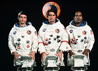 Capricorn One (1977)<br /> James Brolin, O.J. Simpson &amp; Sam Waterston<br /> *Filmstill - Editorial Use Only*<br /> CAP/KFS<br /> Image supplied by Capital Pictures