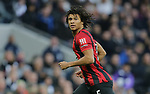 Bournemouth's Nathan Ake during the Premier League match at the Tottenham Hotspur Stadium, London. Picture date: 30th November 2019. Picture credit should read: Paul Terry/Sportimage