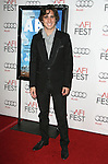 Diego Boneta attends the AFI Fest 2010 Centerpiece Gala Screening of Abel held at The Grauman's Chinese Theatre in Hollywood, California on November 07,2010                                                                               © 2010 Hollywood Press Agency