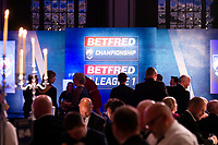 Picture by Allan McKenzie/SWpix.com - 25/09/2018 - Rugby League - Betfred Championship & League 1 Awards Dinner 2018 - The Principal Manchester- Manchester, England - Betfred, branding.
