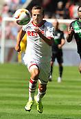 01.08.2015. RheinEnergieStadion, Cologne, Germany. Colonia Cup  FC Cologne versus Stoke City. Slawomir Peszko (Koln)