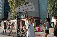 Occupy Boston 99% Columbus Day Rally