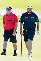 Shane Lowry (IRL) on the 16th during the Pro-Am of the Saudi International at the Royal Greens Golf and Country Club, King Abdullah Economic City, Saudi Arabia. 29/01/2020<br /> Picture: Golffile | Thos Caffrey<br /> <br /> <br /> All photo usage must carry mandatory copyright credit (© Golffile | Thos Caffrey)
