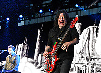 Robby Takac Bass for the  Goo Goo Dolls at Fivepoint Amphitheatre in Irvine Ca. on June 16th, 2019