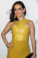 HOLLYWOOD, LOS ANGELES, CA, USA - OCTOBER 09: Ana De La Reguera arrives at the Eva Longoria Foundation Dinner held at Beso Restaurant on October 9, 2014 in Hollywood, Los Angeles, California, United States. (Photo by Celebrity Monitor)
