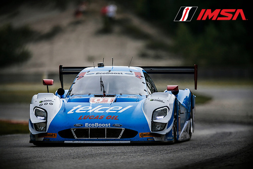 8-10 August 2014, Elkhart Lake, Wisconsin USA<br />  01, Ford, Riley DP, P, Scott Pruett, Memo Rojas<br /> &copy;2014, Michael L. Levitt<br /> LAT Photo USA for IMSA