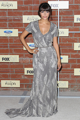 Hannah Simone in attendance at the 2012 FOX  Fall Eco-Casino Party held at The Bookbindery in Culver City, CA. September 10, 2012. Sherman/Starlite / Mediapunchinc