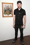 PORTER MCKNIGHT. Alternative Press magazine celebrates its 25th Anniversary with VIP Art Exhibition at the Merry Karnwoski Gallery. Los Angeles, CA, USA. July 9, 2010.