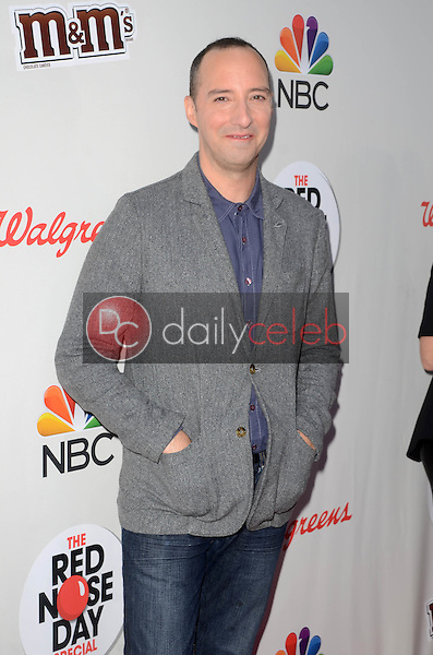 Tony Hale<br /> at the Red Nose Day 2016 Special, Universal Studios, Universal City, CA 05-26-16<br /> David Edwards/DailyCeleb.Com 818-249-4998
