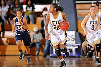 FIU Women's Basketball v. FAU (1/21/12)
