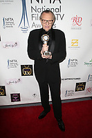 LOS ANGELES, CA - DECEMBER 5: Larry King, at The National Film and Television Awards at The Globe Theater in Los Angeles, California on December 5, 2018. Credit: Faye Sadou/MediaPunch