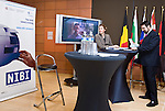 BRUSSELS - BELGIUM - 16 November 2012 -- European Training Foundation (ETF) conference on - Towards excellence in entrepreneurship and enterprise skills. -- The Marketplace - exhibition by conference participants- NIBI. -- PHOTO: Juha ROININEN /  EUP-IMAGES.