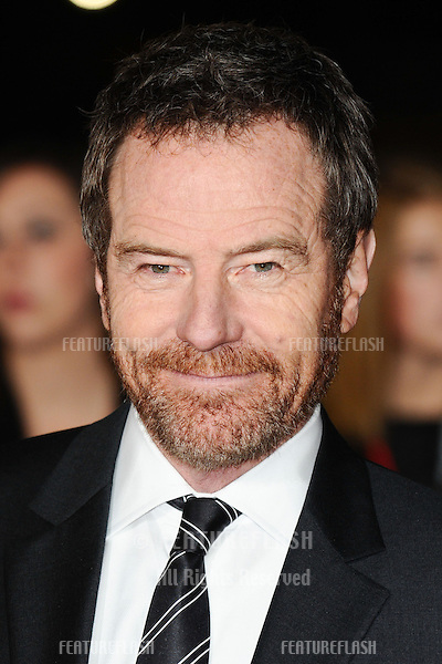 "Bryan Cranston at the premiere for ""Argo"" being shown as part of the London Film Festival 2012, Odeon Leicester Square, London 17/10/2012 Picture by: Steve Vas / Featureflash"