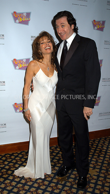 Susan Lucci and Federico Castelluccio attending the 'Evening of Music From Guys And Dolls' in New York. February 23, 2004. Please byline: AJ SOKALNER/ACE Pictures.   ..*PAY-PER-USE*      ....IMPORTANT: Please note that our old trade name, NEW YORK PHOTO PRESS (NYPP), is replaced by new name, ACE PICTURES. New York Photo Press and ACE Pictures are owned by All Celebrity Entertainment, Inc.......All Celebrity Entertainment, Inc:  ..contact: Alecsey Boldeskul (646) 267-6913 ..Philip Vaughan (646) 769-0430..e-mail: info@nyphotopress.com