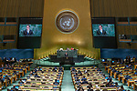 General Assembly Seventy-fourth session, 7th plenary meeting<br /> <br /> <br /> Hungary