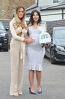 Chloe Meadows &amp; Cara de la Hoyde<br /> arriving for filming for Towie la sala Chigwell<br /> <br /> <br /> &copy;Richard Open snappers