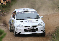 Speyside Stages Rally 2012