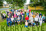 Fr Patsy Lynch celebrated mass  at the annual Connolly Park, Tralee Mass on Friday