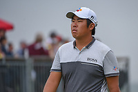 Byeong Hun An (KOR) heads down 11 during day 3 of the Valero Texas Open, at the TPC San Antonio Oaks Course, San Antonio, Texas, USA. 4/6/2019.<br /> Picture: Golffile | Ken Murray<br /> <br /> <br /> All photo usage must carry mandatory copyright credit (&copy; Golffile | Ken Murray)