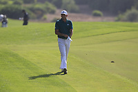 Sergio Garcia (ESP) on the 15th fairway during the final round of the DP World Tour Championship, Jumeirah Golf Estates, Dubai, United Arab Emirates. 18/11/2018<br /> Picture: Golffile | Fran Caffrey<br /> <br /> <br /> All photo usage must carry mandatory copyright credit (© Golffile | Fran Caffrey)
