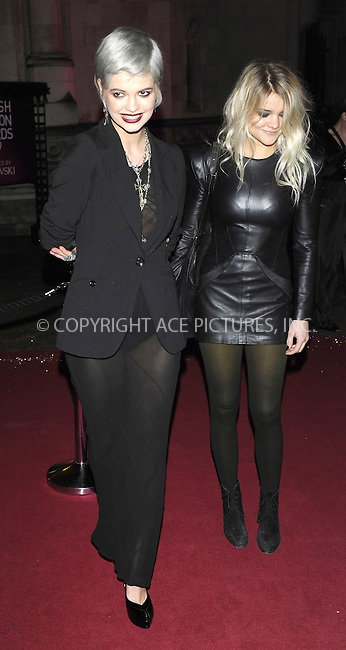 WWW.ACEPIXS.COM . . . . .  ..... . . . . US SALES ONLY . . . . .....December 9 2009, london....Pixie Geldof arriving at the British Fashion Awards at Royal Courts of Justiceon The Strand on December 9, 2009 in London, England.......Please byline: FAMOUS-ACE PICTURES... . . . .  ....Ace Pictures, Inc:  ..tel: (212) 243 8787 or (646) 769 0430..e-mail: info@acepixs.com..web: http://www.acepixs.com