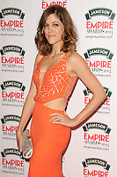 Charity Wakefield<br /> arives for the Empire Magazine Film Awards 2014 at the Grosvenor House Hotel, London. 30/03/2014 Picture by: Steve Vas / Featureflash