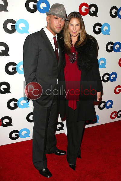 Matt Goss and Daisy Fuentes<br />