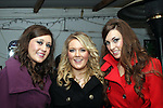 Jemma Smith, Denise Kierans and Sinead Smith celebrating New Years Eve in McPhails...(Photo credit should read www.newsfile.ie)....This Picture has been sent you under the conditions enclosed by:.Newsfile Ltd..The Studio,.Millmount Abbey,.Drogheda,.Co Meath..Ireland..Tel: +353(0)41-9871240.Fax: +353(0)41-9871260.GSM: +353(0)86-2500958.email: pictures@newsfile.ie.www.newsfile.ie.