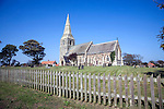 All Saints church, Mappleton, Yorkshire, England