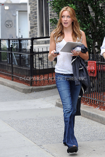 WWW.ACEPIXS.COM . . . . . ....July 13 2010, New York City....Actress Katie Cassidy on the Upper West  Side set of the new season on the hit TV show 'Gossip Girl' on July 13 2010 in New York City....Please byline: KRISTIN CALLAHAN - ACEPIXS.COM.. . . . . . ..Ace Pictures, Inc:  ..(212) 243-8787 or (646) 679 0430..e-mail: picturedesk@acepixs.com..web: http://www.acepixs.com