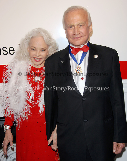 Buzz Aldrin at the Annual Red Tie Affair.Honoring Jada Pinkett Smith and the cast of HawthoRNe hosted by The American Red Cross: Santa Monica Chapter held at Fairmont Miramar Hotel in Santa Monica, California on April 17,2010                                                                   Copyright 2010  DVS / RockinExposures