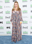 Majandra Delfino<br />  attends The 2014 Film Independent Spirit Awards held at Santa Monica Beach in Santa Monica, California on March 01,2014                                                                               &copy; 2014 Hollywood Press Agency