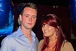 Sean Lynch with Leanne Flood at his 21st in the Star and Crescent..Picture: Shane Maguire / www.newsfile.ie.