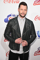 Callum Scott<br /> at the Jingle Bell Ball 2016, O2 Arena, Greenwich, London.<br /> <br /> <br /> &copy;Ash Knotek  D3208  03/12/2016