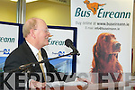the.official opening of the Bus Eireann Bus Station in Tralee on Monday.
