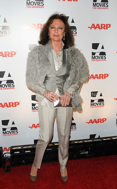 WWW.ACEPIXS.COM . . . . . ....February 7 2011, LA....Actress Jacqueline Bisset arriving at the AARP Magazine 10th Annual Movies For Grownups Awards at the Beverly Wilshire Four Seasons Hotel on February 7, 2011 in Beverly Hills, CA....Please byline: PETER WEST - ACEPIXS.COM....Ace Pictures, Inc:  ..(212) 243-8787 or (646) 679 0430..e-mail: picturedesk@acepixs.com..web: http://www.acepixs.com