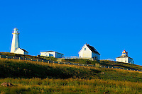 Cape Spear - lighthouses and visitor center