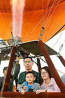 20190117 17 January Hot Air Balloon Cairns