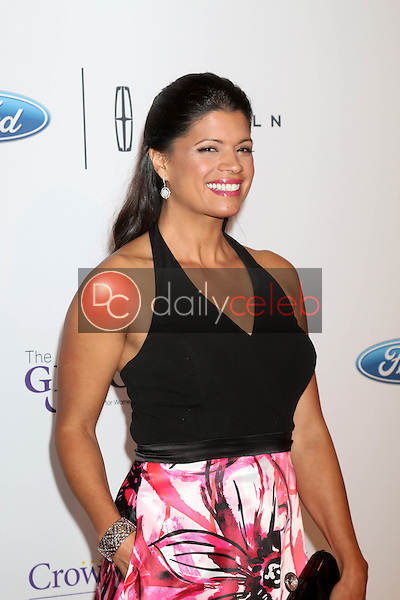 Andrea Navedo<br /> at the 41st Annual Gracie Awards Gala, Beverly Wilshire Hotel, Beverly Hills, CA 05-24-16<br /> David Edwards/DailyCeleb.com 818-249-4998