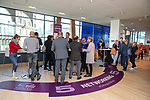 BRUSSELS - BELGIUM - 10 October 2019 -- iEER Final conference as part of European Week of Regions and Cities - The Hacking Growth – boosting entrepreneurial ecosystems in European regions. -- Coffee break. -- PHOTO: Juha ROININEN / EUP-IMAGES