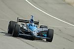 4 August 2007: Danica Patrick (USA) at the Firestone Indy 400, Michigan International Speedway, Brooklyn, Michigan