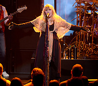 NEW YORK - JANUARY 26: Stevie Nicks of Fleetwood Mac appears at the 2018 MusiCares Person of the Year honoring Fleetwood Mac at Radio City Music Hall on January 26, 2018 in New York City. (Photo by Frank Micelotta/PictureGroup)