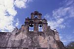 Mission San Juan in San Antonio, Texas.