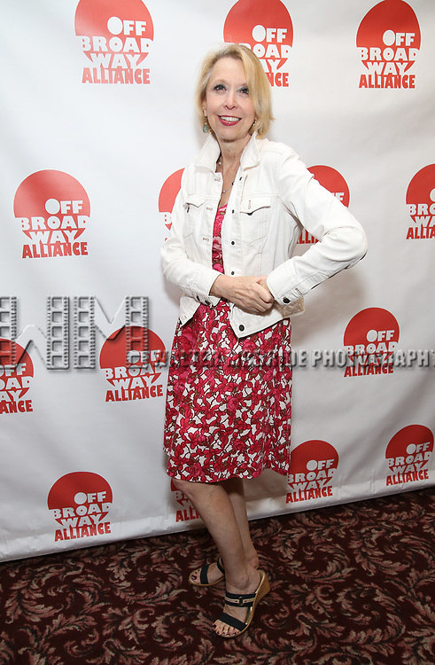 Julie Halston attends the 7th Annual Off Broadway Alliance Awards at Sardi's on June 20, 2017 in New York City.